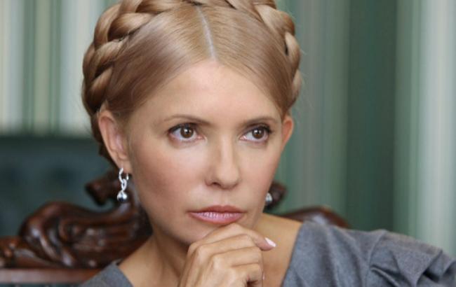 Инициатива Тимошенко: снижение тарифов на газ и тепло для населения на 70%