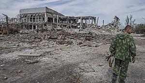 ОБСЕ: Ситуация в районе донецкого аэропорта остается напряженной