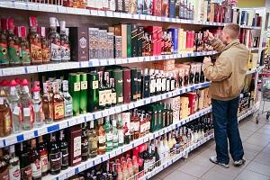 Цены на спиртное вырастут по решению Кабмина на 40%