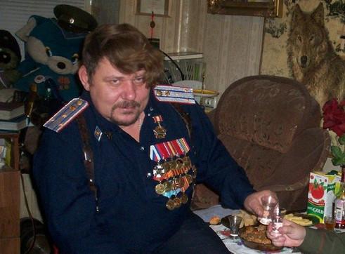 Российские казаки во время похода на Берлин избили белорусского студента