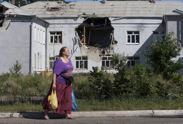 Донецк перестал получать деньги на восстановление