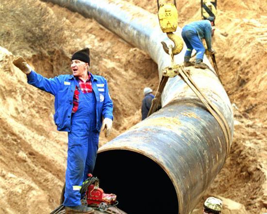 Россия наладит поставки газа в Крым