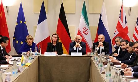 Иранские дипломаты смогли договориться о снятии санкций