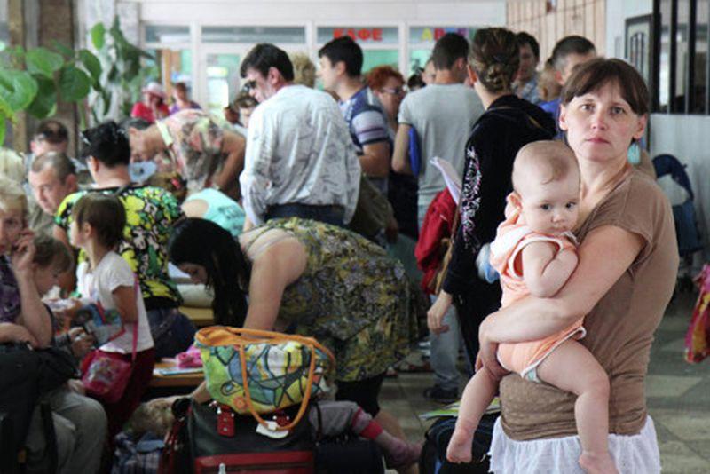 Переселенцы в Днепропетровске получат помощь от ООН