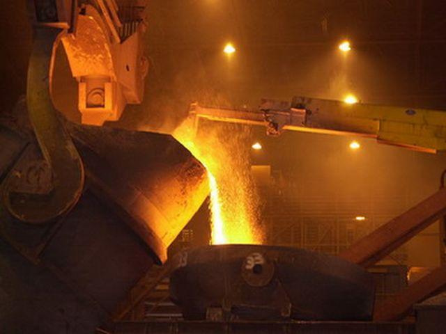 Украина вошла в топ стран-производителей стали