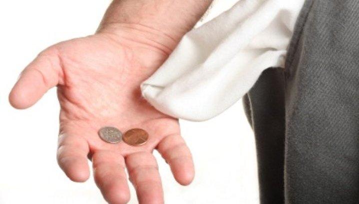 Украина движется к росту бедности среди населения
