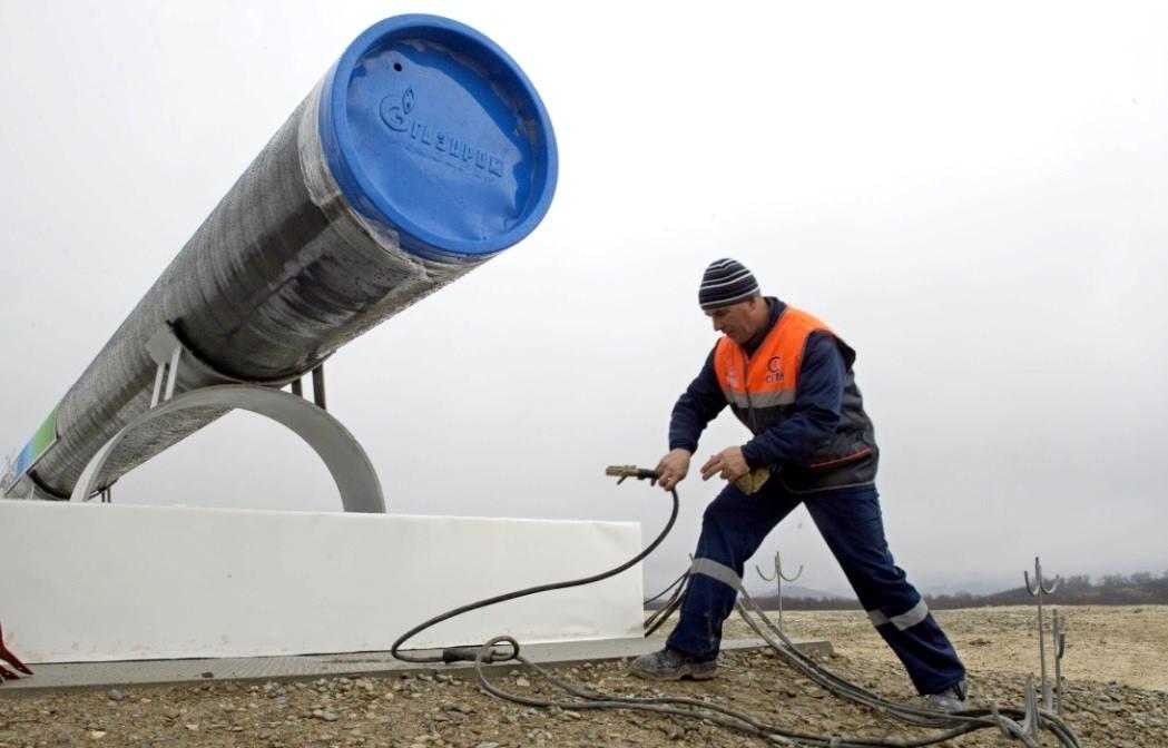 «Газпром» раскрыл карты