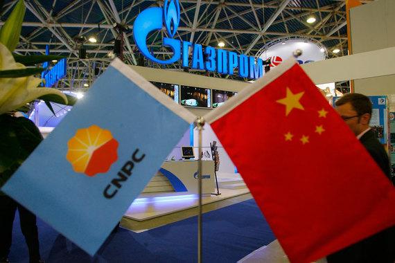 Газпром подсчитывает убытки от контракта с Китаем