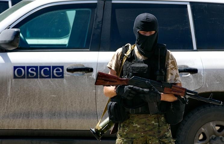 Альтернативная реальность: МИД РФ говорит о давлении на ОБСЕ со стороны ВСУ после обстрела боевиками