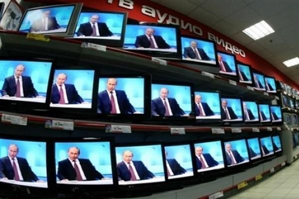 В Херсоне просят избавить жителей от российских каналов