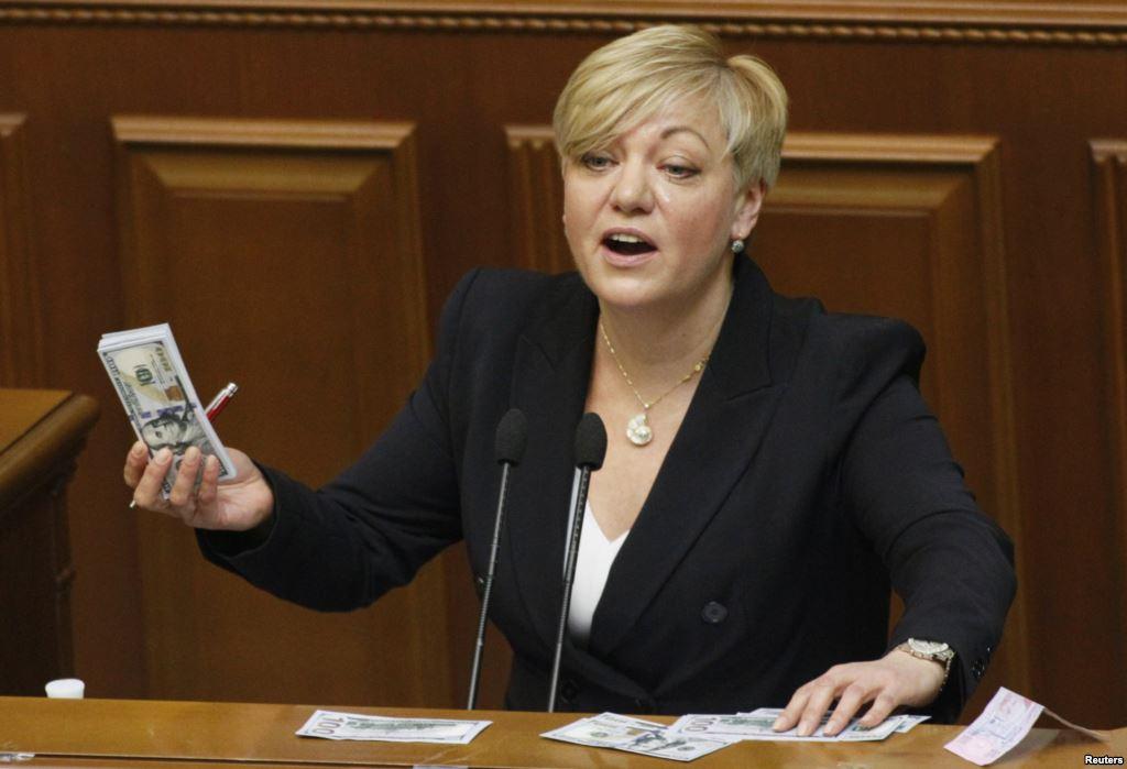 Прогнозы НБУ роста инфляции в Украине