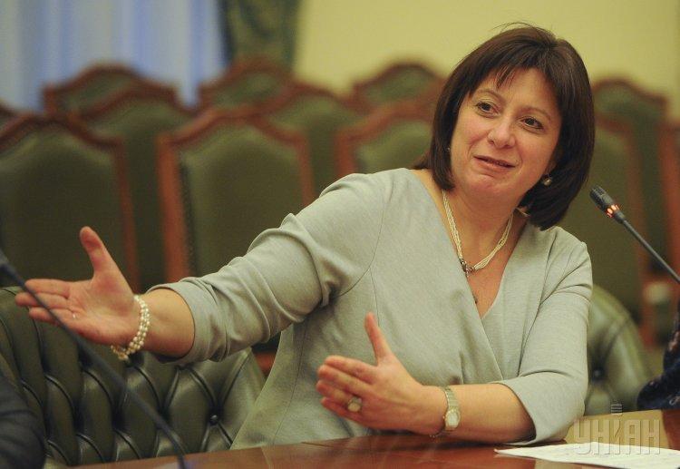Яресько: Украина в состоянии технического дефолта