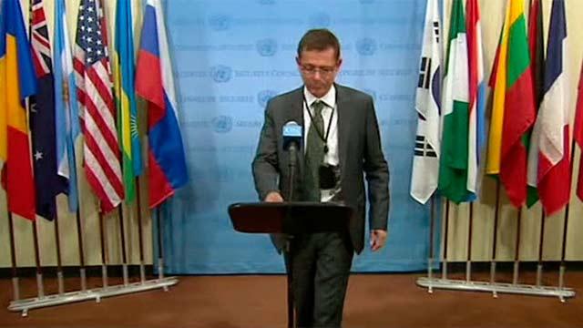 В Украину приехал специалист по правам человека