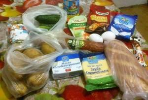 Продукты из Украины