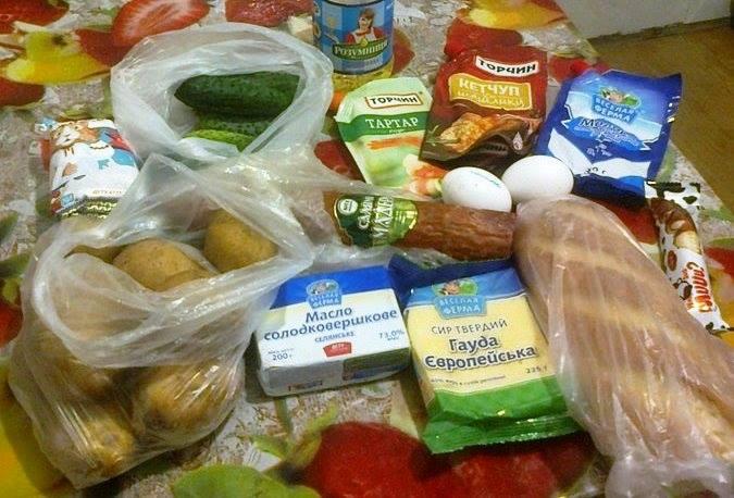 На Донбассе охотятся за украинскими продуктами