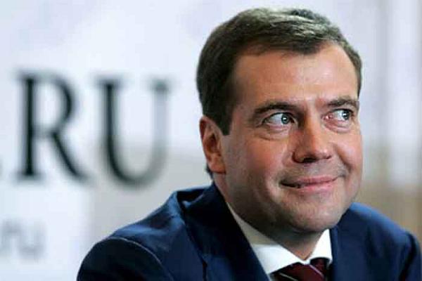 Медведев рассчитывает на взаимодействие с Европой