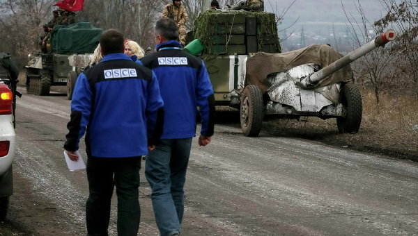 ОБСЕ предлагает свой вариант решения ситуации на Донбассе