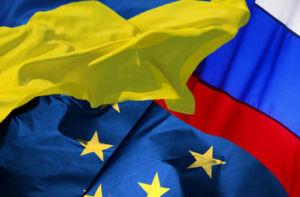 Поставки газа из России в Украину