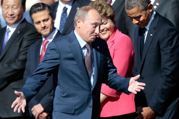 Путин откровенно поговорил с Обамой