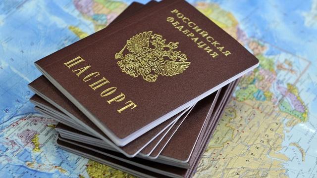 """У """"россиян"""" в Крыму изымают паспорта"""