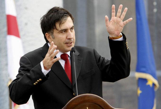 Саакашвили: Одесса станет крупнейшим портом на пути из Китая в ЕС