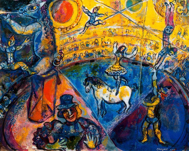 Москва боится ареста картин Шагала из-за дела ЮКОСа