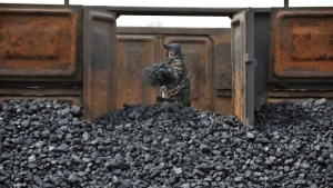 Уголь из ЮАР