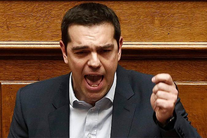 Ципрас считает европейских политиков лицемерами