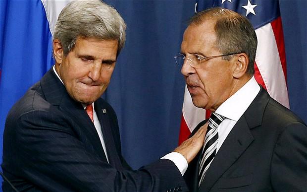 США и Россия имеют общие цели в Сирии