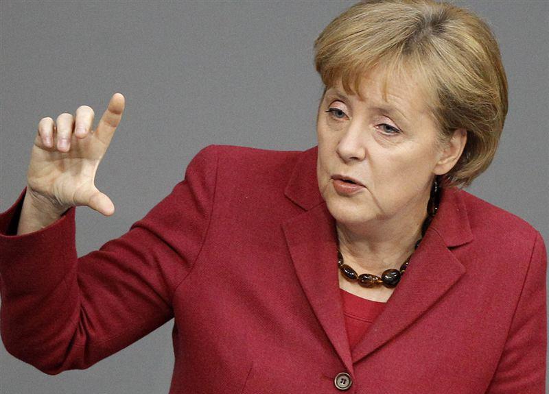 Меркель ищет пути для диверсификации поставок газа