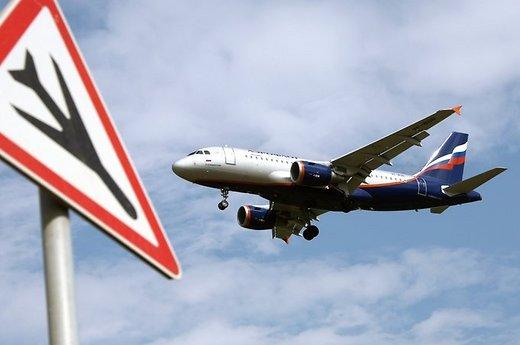 Киев может запретить летать российским перевозчикам через Украину