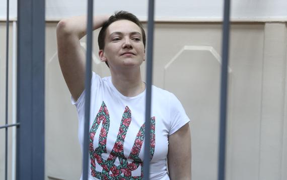 Появились условия пребывания Савченко в Украине