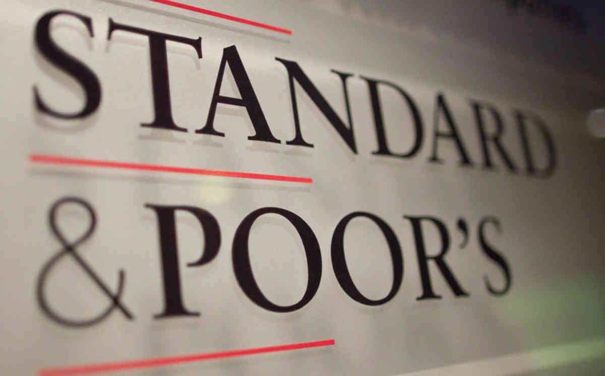 В S&P  поменяли ожидания касательно Украины