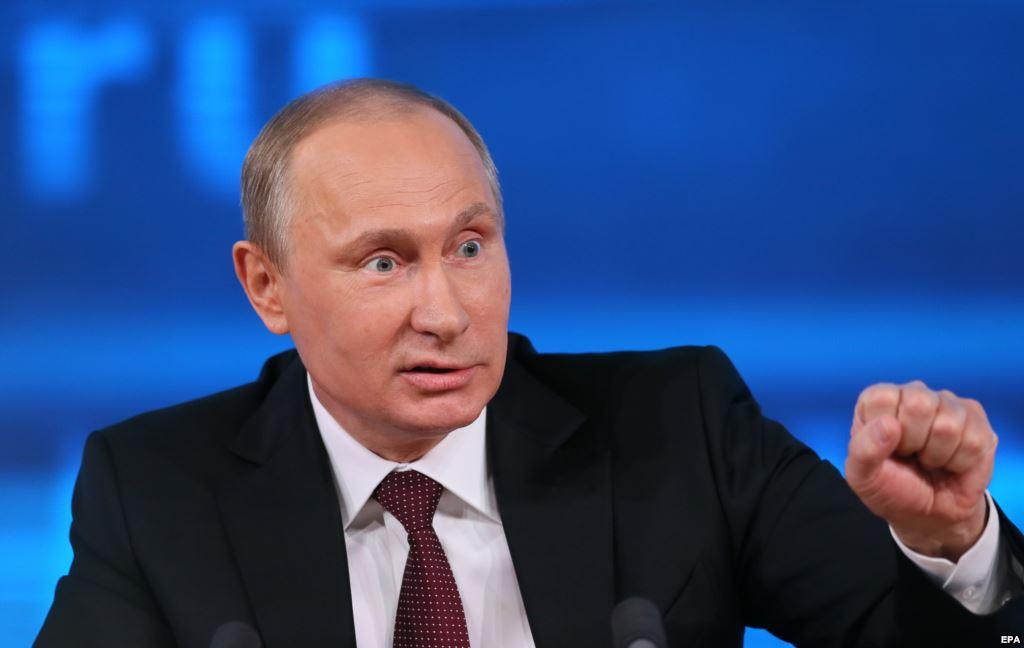 Путин: Крым объединил россиян по всему миру