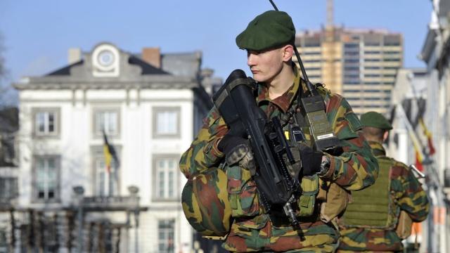 Брюссель боится террористов
