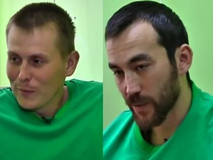 Российские «отпускники» просят признать их военнопленными
