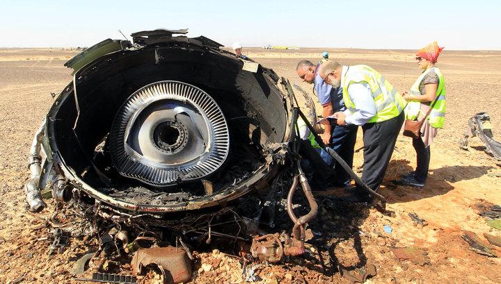 The Sunday Times назвала имя человека, взорвавшего рейс А321