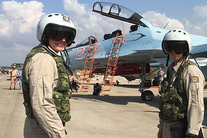 Российские военные отказываются бомбить сирийские поселения