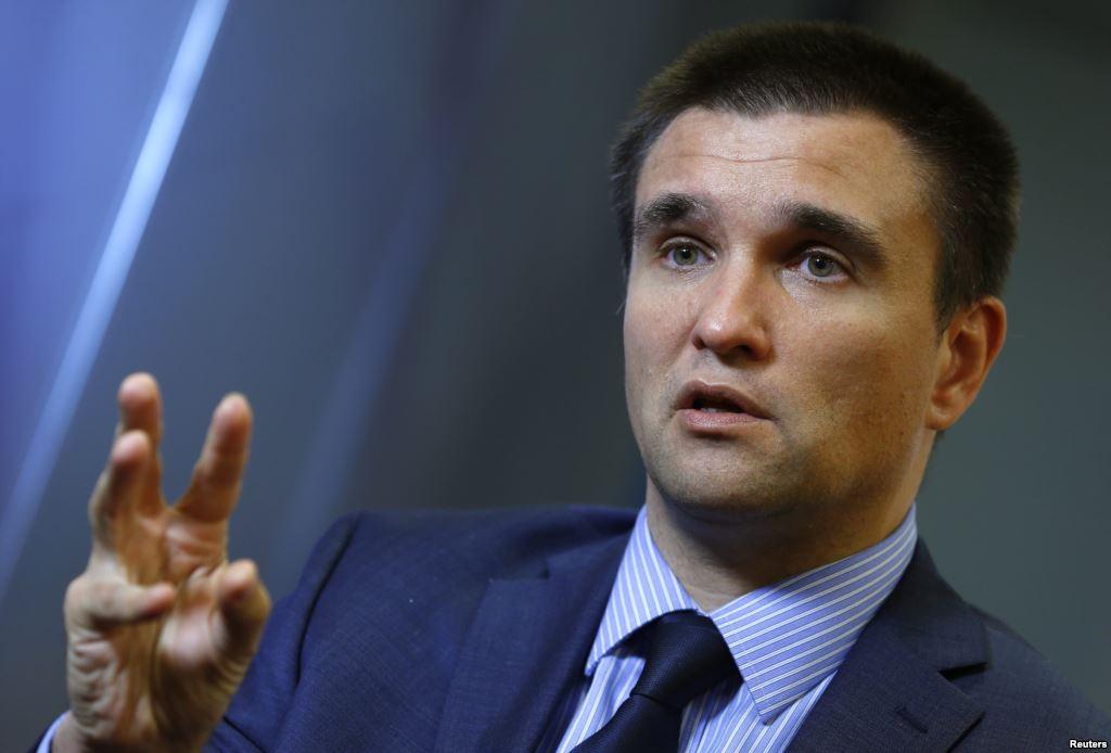 Климкин рассказал, что должна сделать Украина для безвизового режима с ЕС