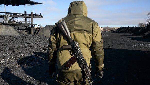 Сепаратисты сообщили о рекордной добыче угля