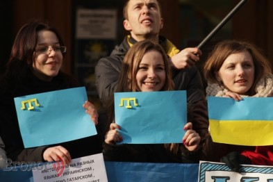 Крымчане посчитают украинских граждан