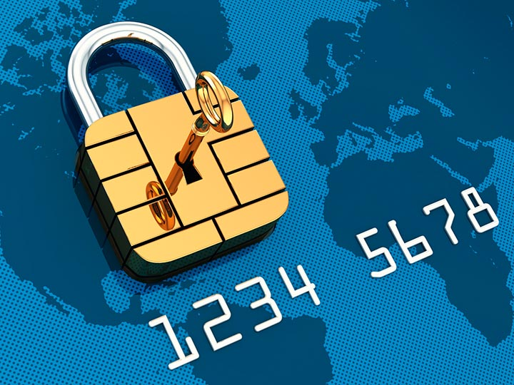 Правила безопасности с банковскими картами