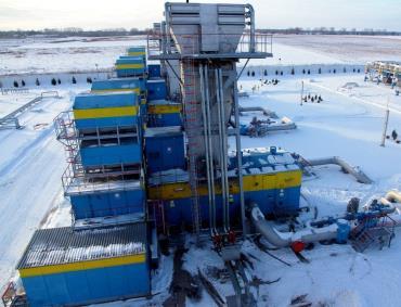 """""""Укртрансгаз"""" планирует увеличить загруженность украинской ГТС"""