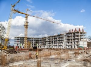 В Украине стали больше строить