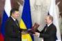 Россия вновь заговорила о «долгах Януковича»