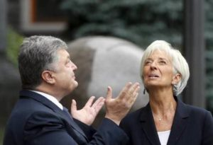 memorandum between the IMF and Ukraine