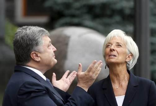 МВФ и Украина подписали новый меморандум