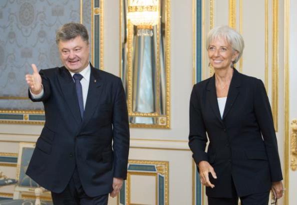 16 мая в Украину прибывают представители МВФ