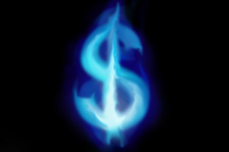 В июне цена на газ для промпотребителей будет снижена