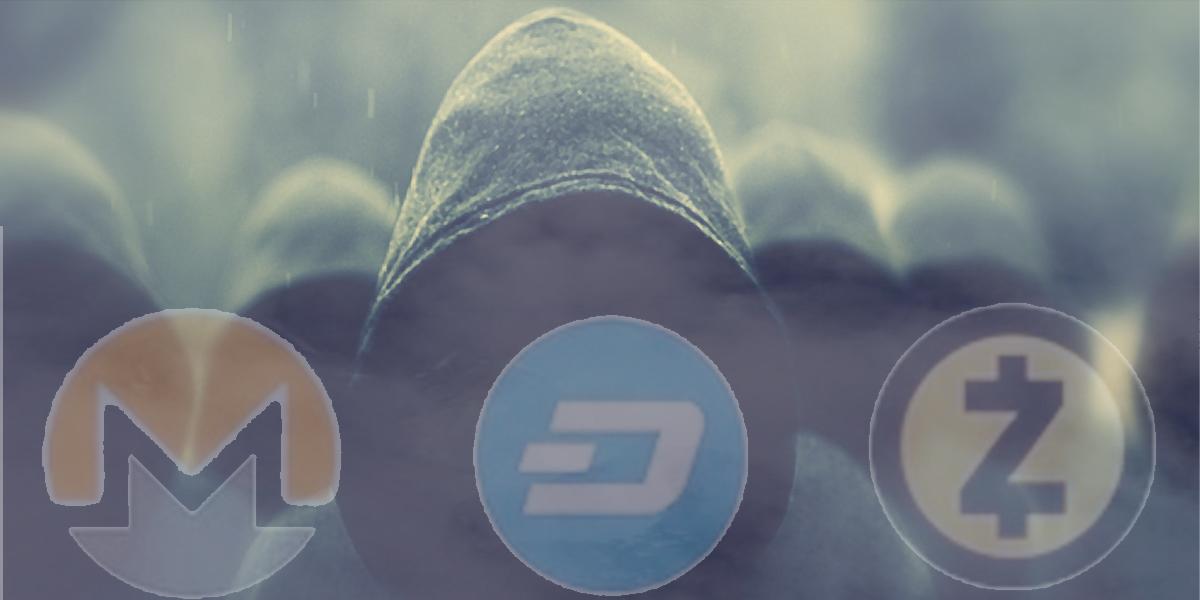 Самые анонимные криптовалюты